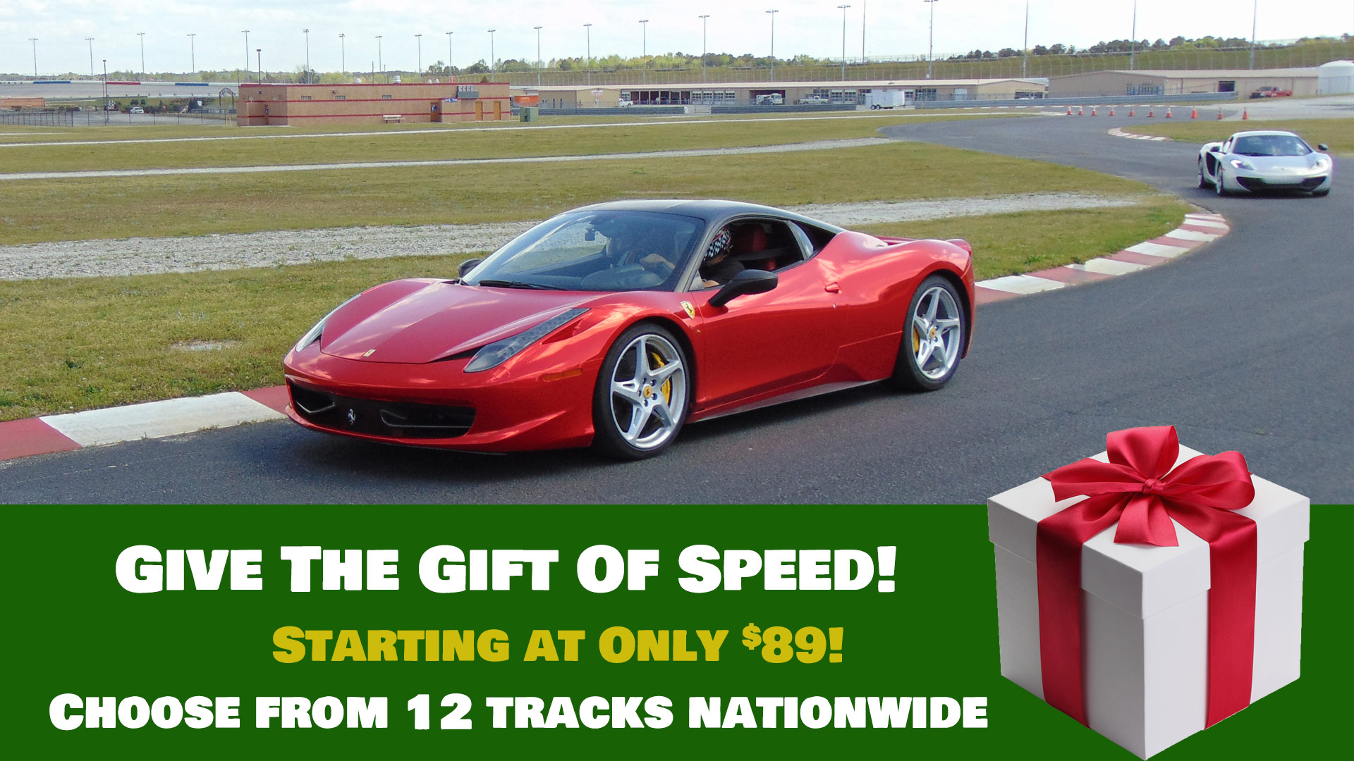 Holiday Deals 70 Off Drive An Exotic Super Car On A Race Track